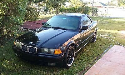 1998 BMW 3-Series  BMW 323i CONVERTIBLE