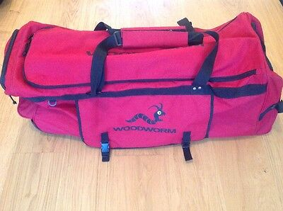 Woodworm Cricket Bag