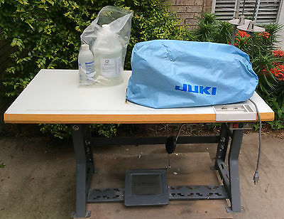 Juki Ddl-8700 Sewing Machine And Table. Local Pickup Only