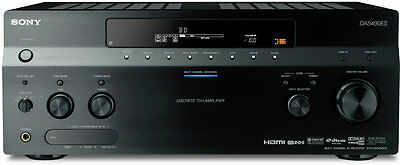 Ampli Home Cinema Intégré Sony STR-DA5400ES Full HD 1080p DTS HD Dolby True HD