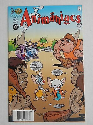 ANIMANIACS (DC) (1995 Series) #3 NEWSSTAND  Comic Book NO LABELS