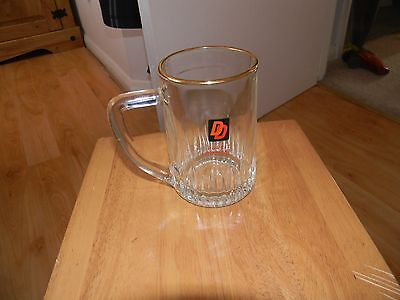 vintage 1/2 pint Double Diamond mug