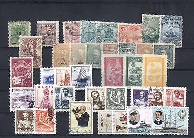 (940482) Small lot, Classical, Miscellaneous, Macao