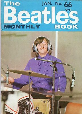 1969 The Beatles Monthly Book - No. 66