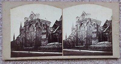 Stereoview of Chichester Cathedral
