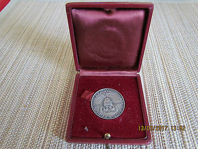 1958 Medal to commemorate the coronation of Pope John XXIII - boxed