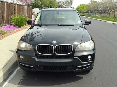 2007 BMW X5 3.0si Sport Utility 4-Door runs&drives OK MAY break/have 2 be TOWED due transmission issues, NO reserve