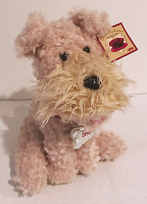 """Chantilly Lane 12"""" Smiley the Terrier Sings """"Can't Smile Without You"""" G1083 NWT"""