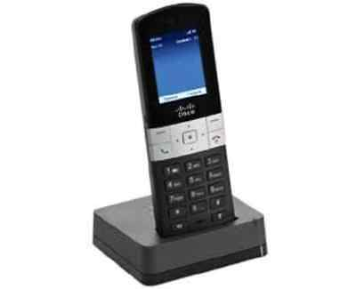 Cisco SPA302D-G7 Mobility Enhanced Cordless Handset