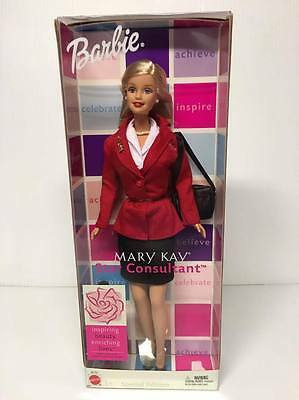 Mary Kay Special Limited Edition 40th Anniversary Barbie Doll - Brand new in box