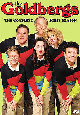 The Goldbergs: The Complete First Season 1 One (DVD, 2014, 3-Disc Set) - NEW!!