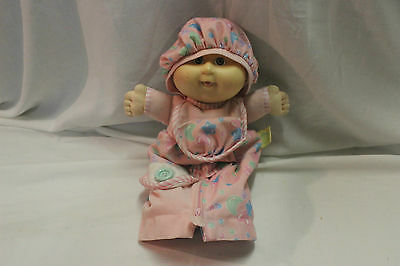 Cabbage Patch Toddler Collection Love n Care zip, snap, button, velcro diaper 92