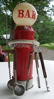 Fire Hydrant with bar tools