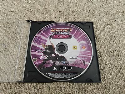 Ratchet And Clank Nexus (Sony PlayStation 3, 2013) PS3 Very Good Condition