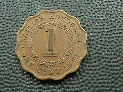 BRITISH  HONDURAS    1  Cent    1971