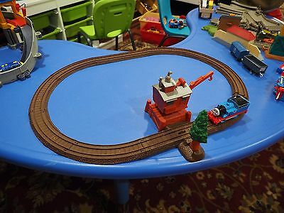 Thomas the Train: TrackMaster Wild, Whirling Ol Wheezy Set