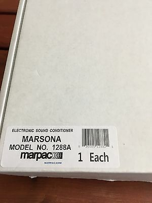 Marsona 1288a Sound Conditioner New In Box Helps With Relaxation And Sleep
