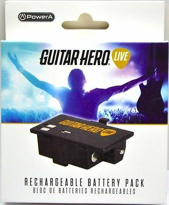 Guitar Hero Live Rechargeable Battery Pack PS3, PS4 Xbox 360, One Free Shipping