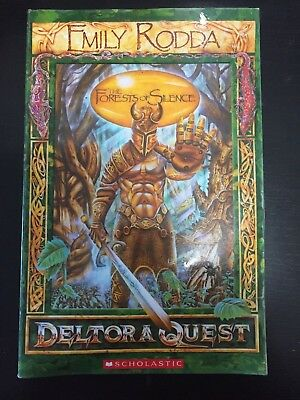 The Forests of Silence (#1 Deltora Quest) by Emily Rodda PB