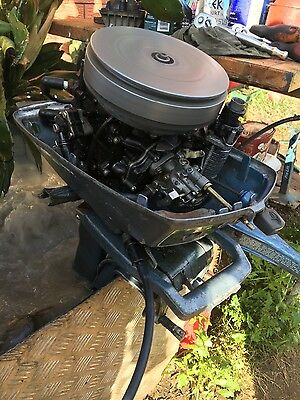 6HP Evinrude outboard motor