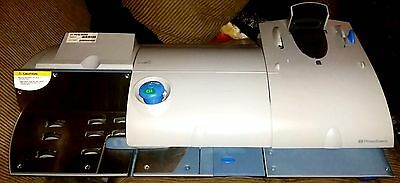 Pitney Bowes DM550 Series Mail Machine w/ MP30 Scale DEP0 DHF1 and Stacker EUC