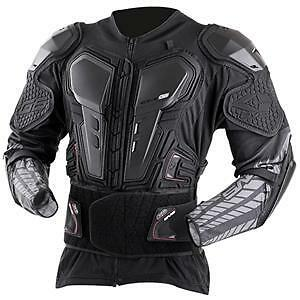 New EVS Body Armour Ballistic G6 Adult Motocross Pressure Suit Chest Protector