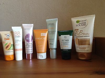 Lot BB CREME PAYOT LOREAL BODYSHOP GARNIER ...