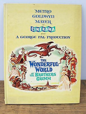 Puppetoons - Wonderful world of Brothers Grimm film book