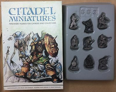 Citadel Miniatures, Speciality Set 3 'KNIGHTS OF CHAOS' GW '84