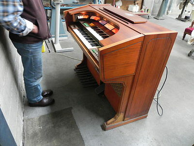 Electronic Organ - Made In Italy -  Leslie H 600 Hunters - Galanti Group -