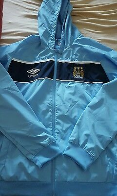 Coupe-vent Manchester City taille XL UMBRO