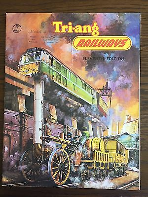 Triang Railways Eleventh Edition Catalogue.