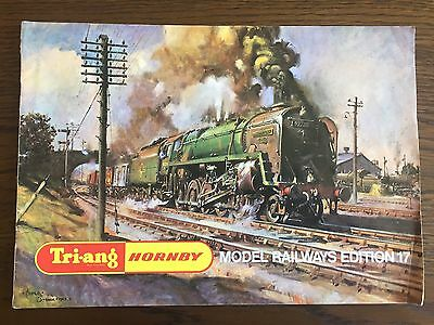 TRIANG/HORNBY MODEL RAILWAYS TOY CATALOGUE 1971 17th EDITION