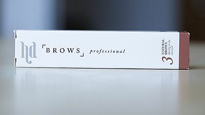 High Definition Professional Brow Dye - Natural Brown