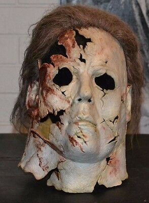 Halloween 2 Michael Myers Mask QOTS Dream Sequence Rob Zombie Horror costume