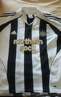 Maillot Newcastle United ADIDAS taille L OWEN 10