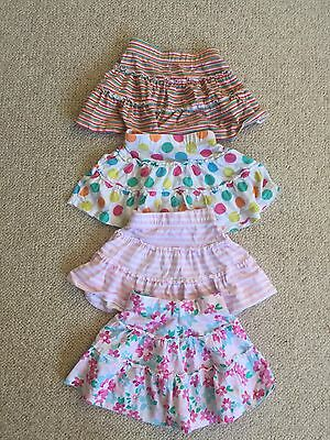 Baby Girls Ra-Ra Skirts From George - 9-12 Months