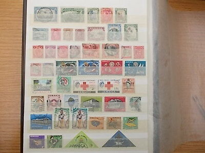 Jamaica stamp lot 1,used.