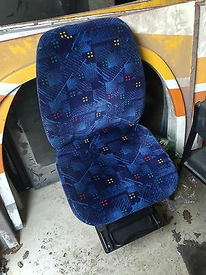 BE-GE Bus/Coach Drivers Seat And Pedestal