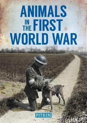 Animals in the First World War, Street, Peter, New Book