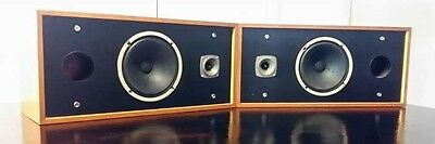 1970 Pioneer Vintage Speakers (RARE) - AS-200 Pair Immaculate