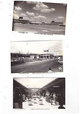 Australia VICTORIA Postcards, CHADSTONE SHOPPING CENTRE Early Items (3) SCARCE