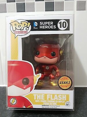 The Flash pop vinyl chase limited edition