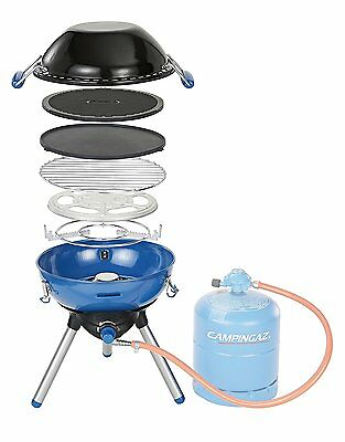 Campingaz Party Grill 400 Stove Grill Camping Stove and Grill - Blue