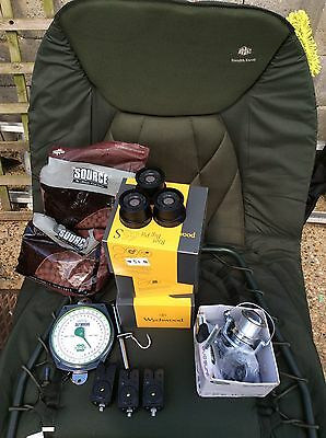 Fishing Tackle,job Lot,carp Fishing,wychwood,Nash ,