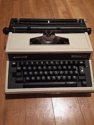 Adler Gabriele Electric Typewriter