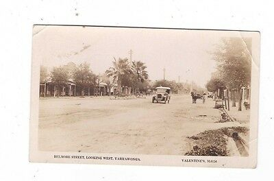 Australia VICTORIA Postcards, BELMORE St Looking West YARRAWONGA  Vic