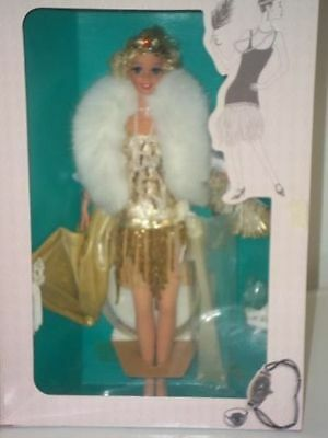 1920's FLAPPER ~ GREAT ERAS BARBIE DOLL ~ 1993 TIMELESS CREATIONS VOLUME 2