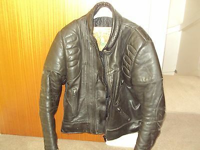 frank thomas motorcycle leather jacket
