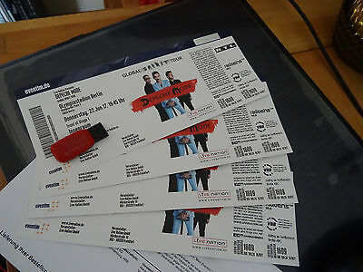 2 tickets depeche mode berlin 22 front of stage 1 fos 1 eur 151 00 picclick de. Black Bedroom Furniture Sets. Home Design Ideas